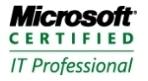Microsoft zertifizierte Techniker im IT-Service
