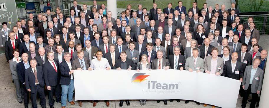 hagel IT-Services beim iTeam Geschäftsführer-Treffen