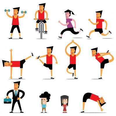 Fit Im Büro Diese übungen Halten Sie Gesund Und Fördern Ihr