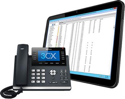 3CX Telefonanlage