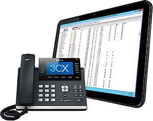 3cx IP Telefon