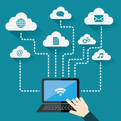 Cloud IT-Service Infrastruktur