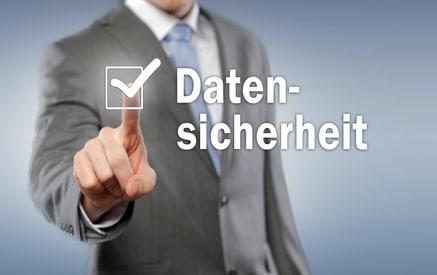 Datensicherheit in Unternehmen