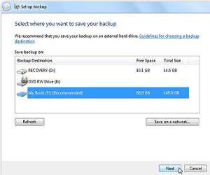 Datensicherung im IT-Service
