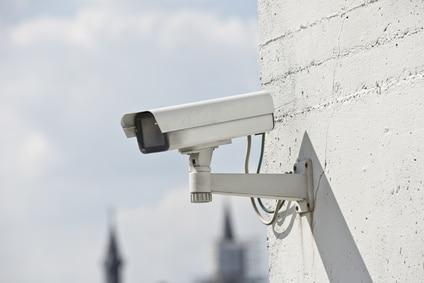 Einsatzbereich Videoüberwachung