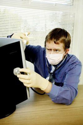 Hat mein PC einen Virus