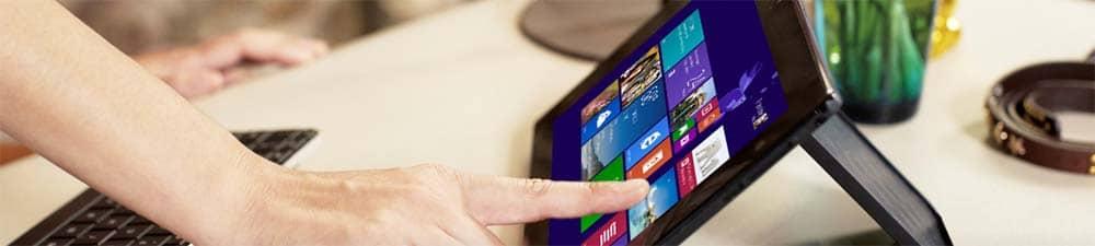 IT-Dienstleister zeigt neue Techniken wie Windows 8.1