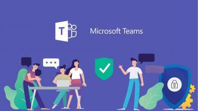 Microsoft-Teams steigert die Produktivität trotz COVID-19