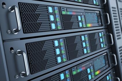 Server in einer IT-Dokumentation