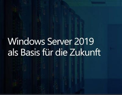 Storage Spaces Direct S2D mit Windows Server 2019