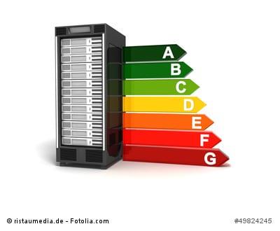 Strom sparen durch Virtualisierung