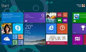 Upgrade auf Windows 8.1