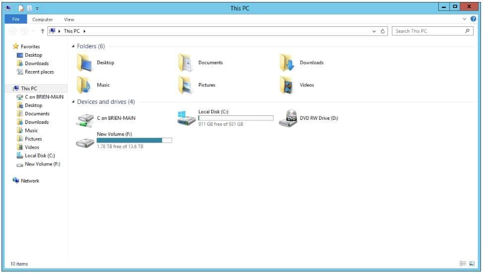 Was Sie über Windows Storage Spaces Direct (S2D) wissen müssen