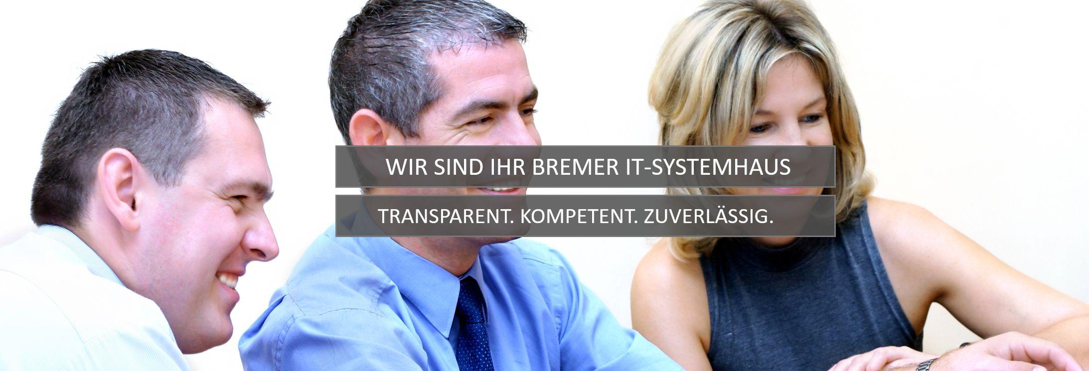 Wir sind ihr Bremer IT-Systemhaus