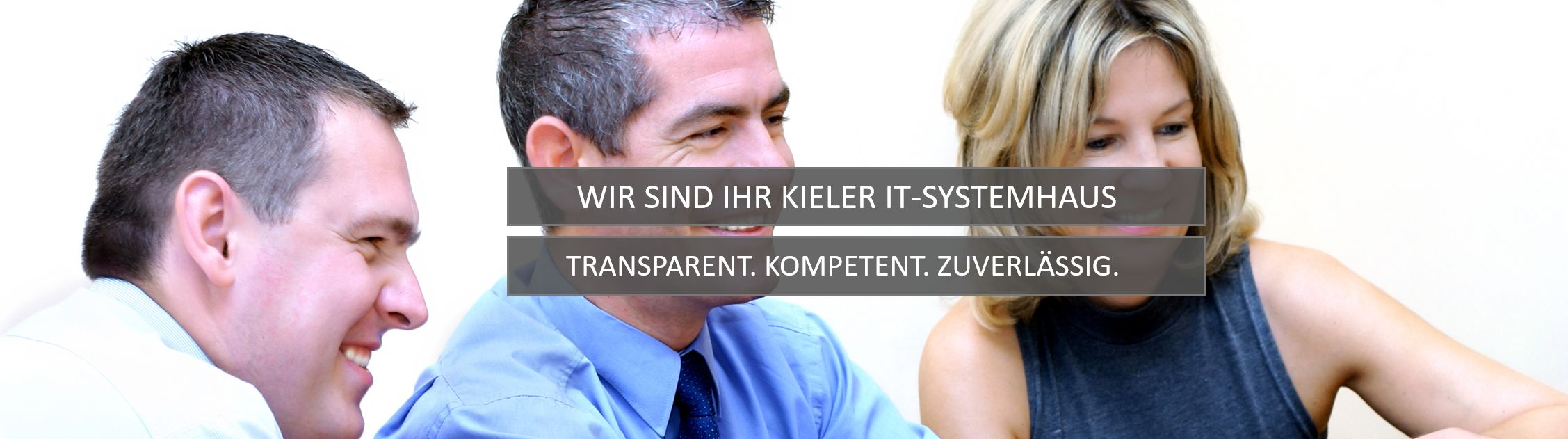 Wir sind ihr Kieler IT-Systemhaus