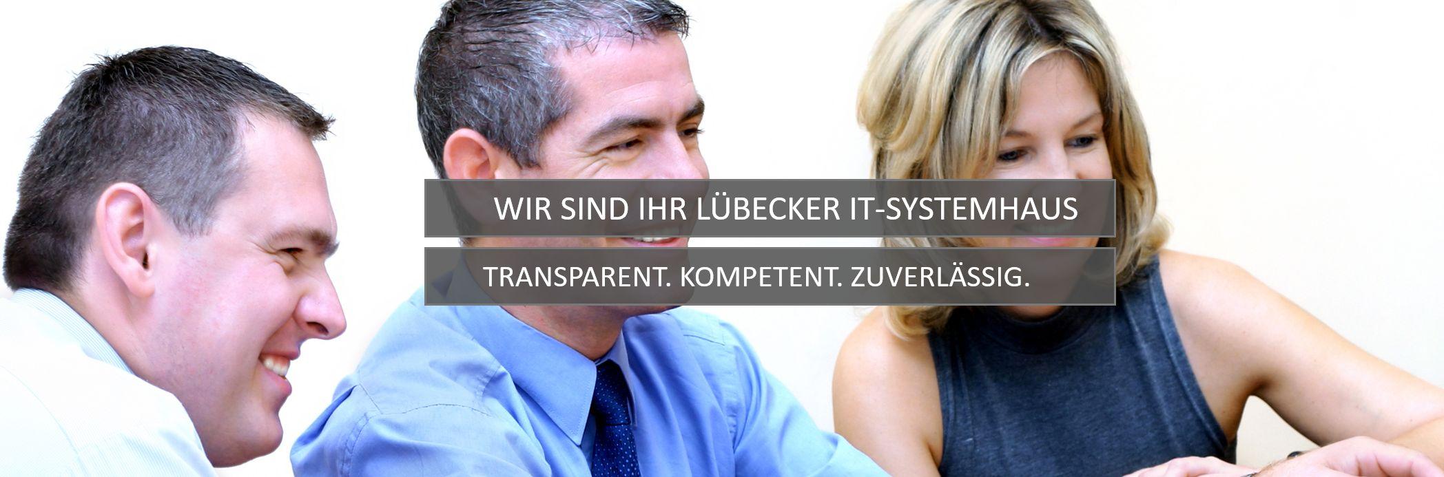 Wir sind ihr Lübecker IT-Systemhaus